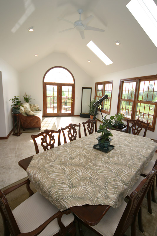 dining room additions   Dining Room Addition - NJW Construction