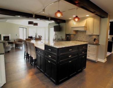 kitchen cabinet remodels the impact of your cabinet. Black Bedroom Furniture Sets. Home Design Ideas
