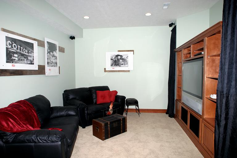 Basement Remodeling Ideas NJW Construction Adorable Basement Remodeling Columbus Ohio Plans