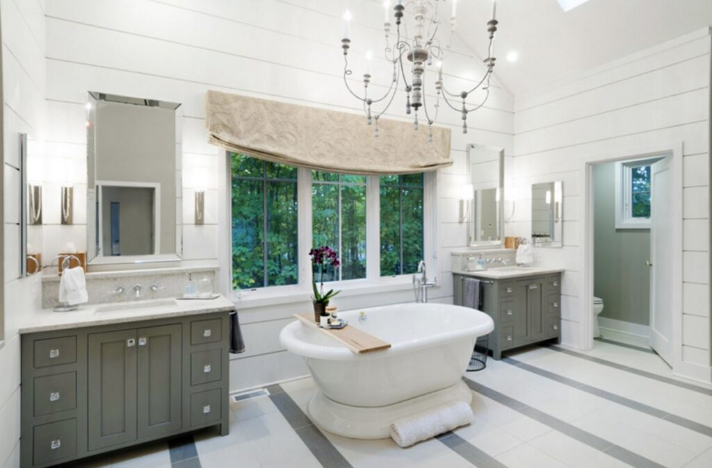At NJW, Your Columbus, Ohio, General Contractors, We Remodel Bathrooms Of  All Shapes And Sizes. Why Not Let Us Transform Your Bathroom Space Into A  Tranquil ...