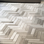 Ceramic Tile Herringbone