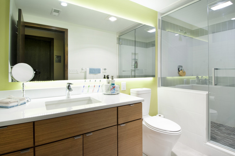 how to begin a bathroom remodel