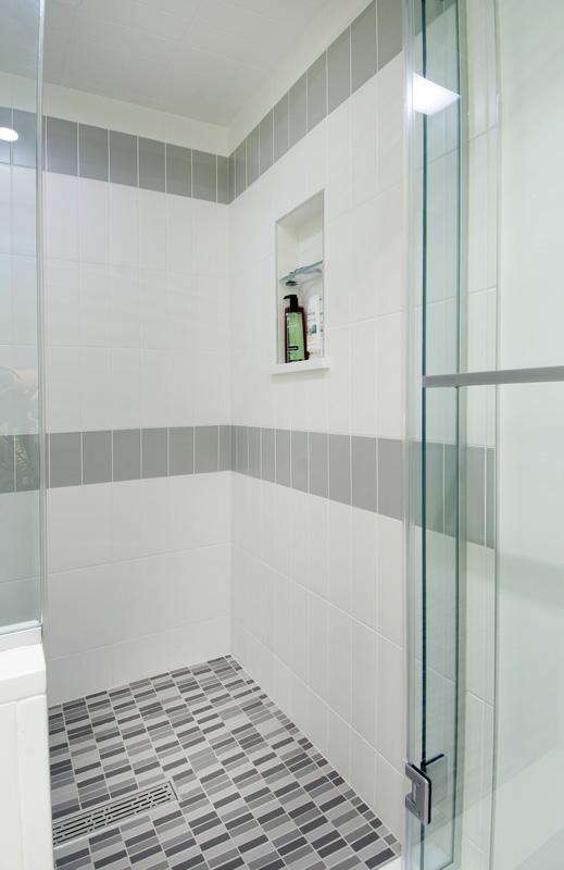Kids Basement Bathroom RemodelNJW Construction