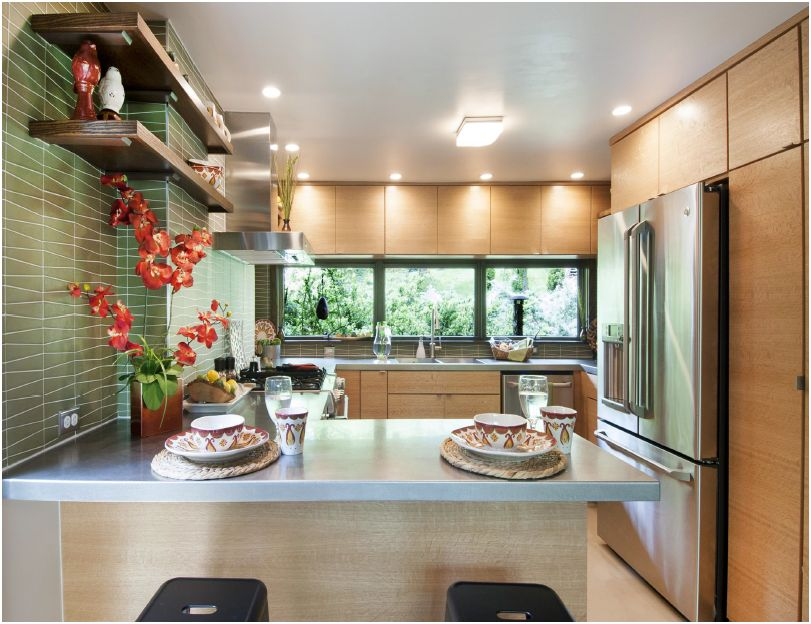 PART IV Mid-Century Modern Kitchen Remodel – CotY AWARD WINNER ...