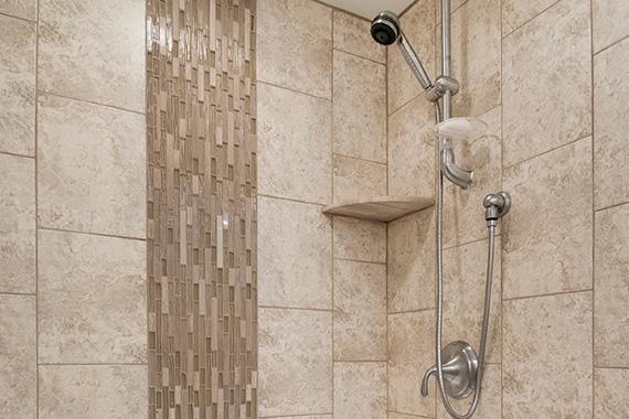 Worthington Bathroom Remodel Shower