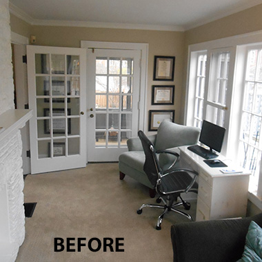 Clintonville office before