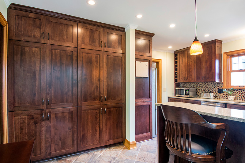 Bexley Eat In Kitchen Remodel Njw Construction