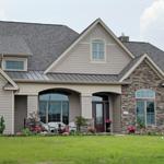Birchwood Home designed by Donald Gardner