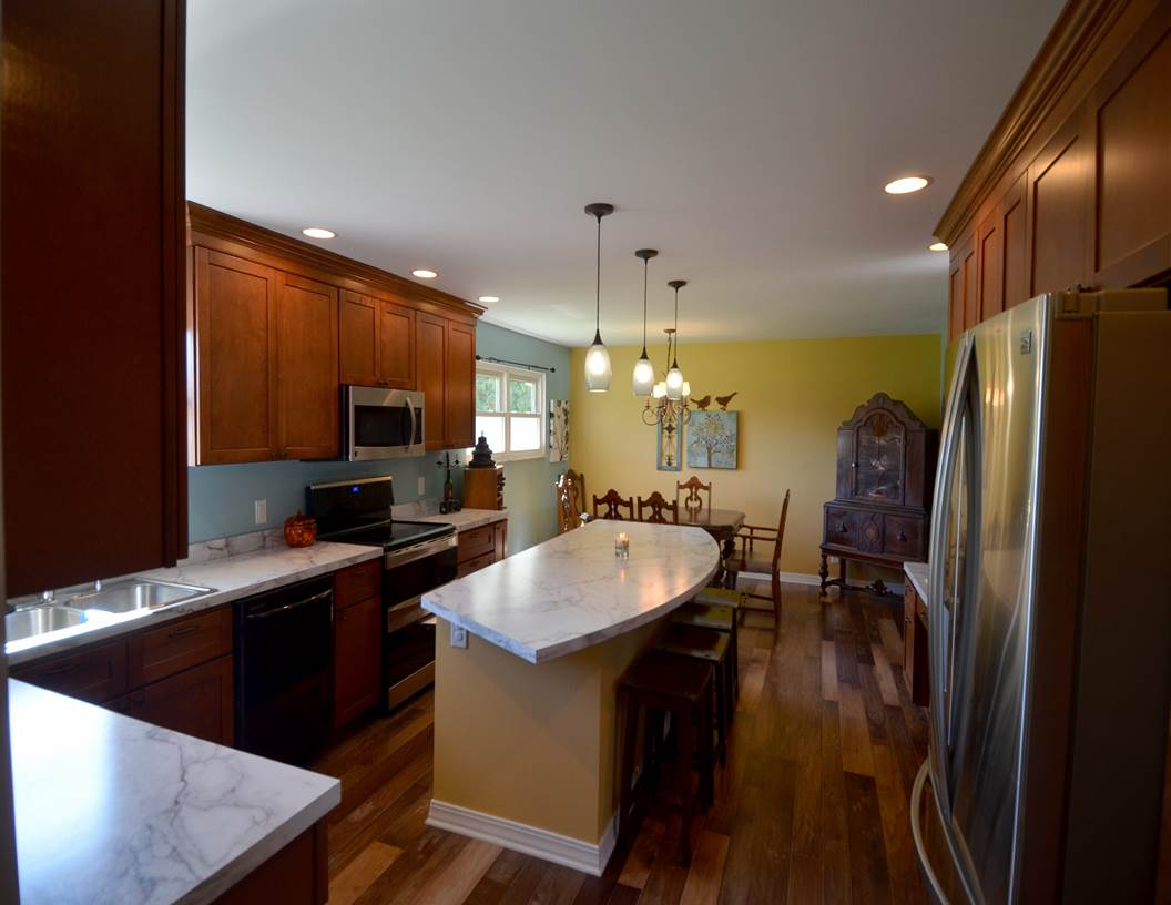 Universal Design Tips for Kitchens - NJW Construction